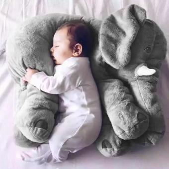 GOOD Stuffed Animal Cushion Kids Baby Sleeping Soft Pillow Toy Cute Elephant - intl Price Philippines