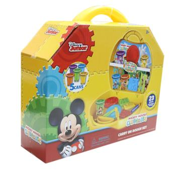Harga Mickey Mouse Clubhouse Carry on Dough Set
