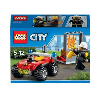 Harga LEGO City Fire ATV