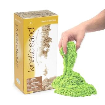 Harga RHS Kinetic Sand Kids Children Toys 1kg (Green) - intl