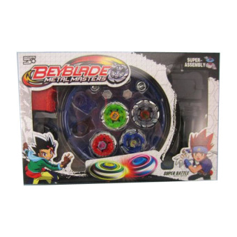 Harga XTV Beyblade Constellation Assembly Combat Alloy Gyro with Gyro Disc Best Gift Funny Game