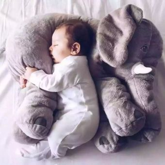 60cm Long Nose Elephant Sleep Pillow Plush Doll Toys Large Size for kid gifts Price Philippines