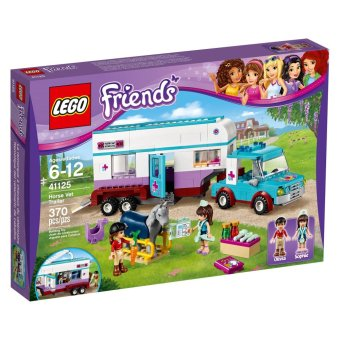 Harga LEGO Friends Horse Vet Trailer