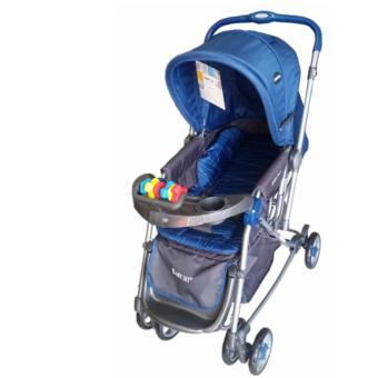 Baby 1st Stroller with Rocking System (S-036CR) (Dark Blue) Price Philippines