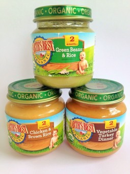 Earth's Best Organic Baby Food Pack of 3 Complete Meals Price Philippines