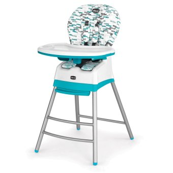 Chicco Stack High Chair (Aqua) Price Philippines