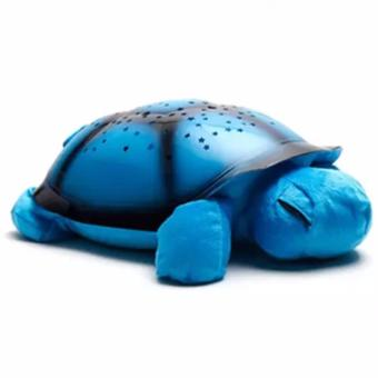 Harga Plush Twilight Turtle Night Light(Blue)