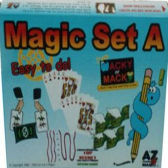 Harga Magic Set A