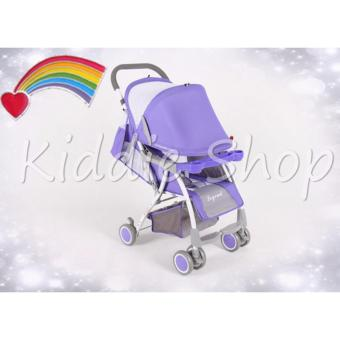 T400 LEGENDARY BABE BABY STROLLER (VIOLET) Price Philippines