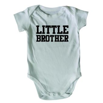 Harga Zirkybaby Little Brother (White)