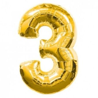 40inch Gold Helium Foil Number Balloon Birthday Wedding Party Decor Supplies Price Philippines