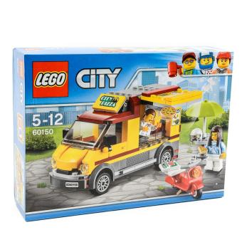 LEGO Pizza Van 60150 Price Philippines