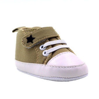 BABY STEPS Star Baby Boy Shoes (Brown) Price Philippines