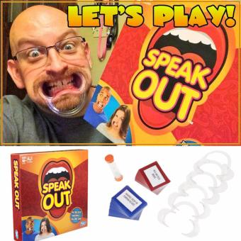 Speak Out Mouth piece game Price Philippines