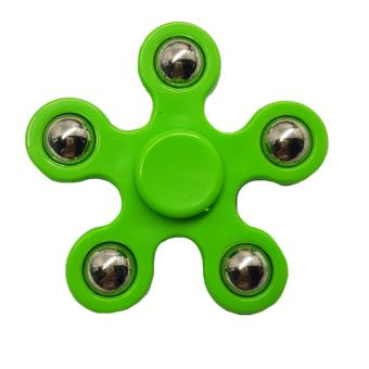 Harga Fidget Gyro Spinner starfish design ( green)