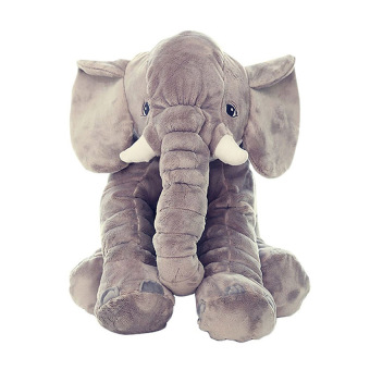 Lovely Children Plush Toys Elephant Pillow for Kids Christams Gifts Size Small(grey) Price Philippines