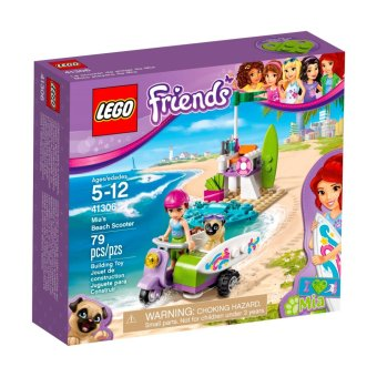 Harga LEGO Friends Mia's Beach Scooter