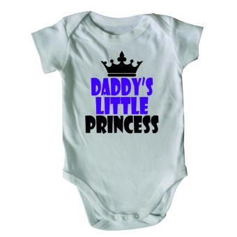 Harga Zirkybaby Daddy's Little Princess (White)