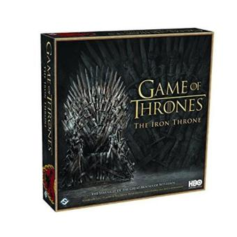 Harga A Game of Thrones The Iron Throne Board Game