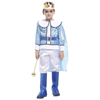Harga EOZY Halloween Cosplay Kids Prince Costume The King Costumes For Children's Day Boys -L