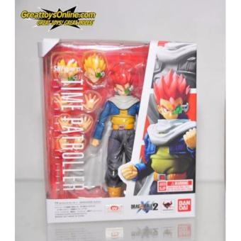 BANDAI S.H.Figuarts Dragon Ball Z Time Patrol Xenoverse Edition 4549660143406 Price Philippines