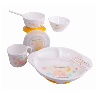 Richell for Babies LO Feeding Set #3 Price Philippines