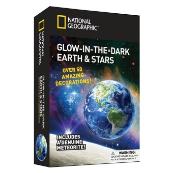 National Geographic Glow In The Dark 3D Earth and Stars Toy Price Philippines