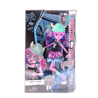 Mattel Games Monster High Brand Boo Students Doll Price Philippines