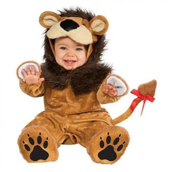 Harga Baby Lion Costume (1 - 3 Years Old)