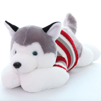 30cm Huskies Stuffed Papa dog plush toy pillow doll birthday gift for kids friend Price Philippines