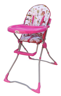 Baby Angel High Chair (Pink Animal) Price Philippines