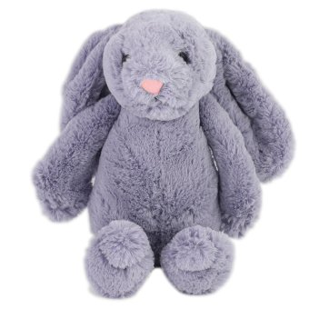"OH 30cm/12"" Baby Kids Child Lovely Bunny Rabbit Soft Warm Stuff Plush Toy Gift Price Philippines"