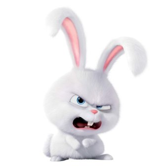 Harga Secret Life of Pets - Pet Figures (Snowball)