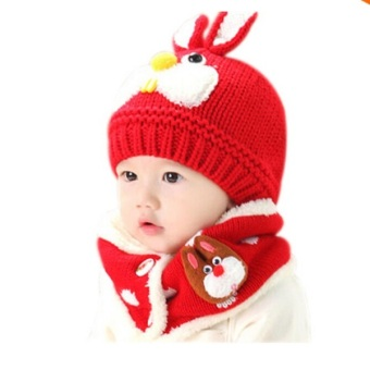 Harga cute Rabbit Cap for Boys Girls