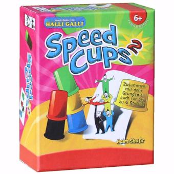 Harga Speed Cups Board Game Funny Game For Party/Family Game with English Manual /2Players