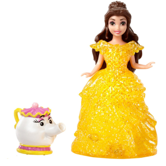 Disney Princess Glitter Glider Belle - Beauty & the Beast Price Philippines
