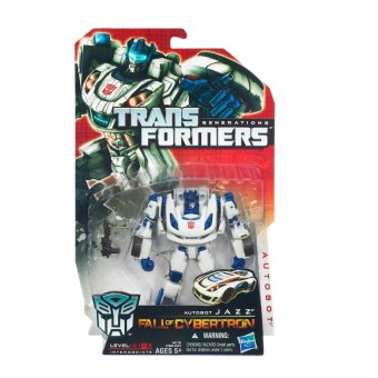 "Hasbro 653569744047 Transformers Generations Fall of Cybertron Autobot ""Jazz"" Action Figure ORIGINAL* Price Philippines"