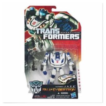 Hasbro Transformers Generations Autobot Jazz Fall of Cybertron Deluxe Class ORIGINAL* Price Philippines