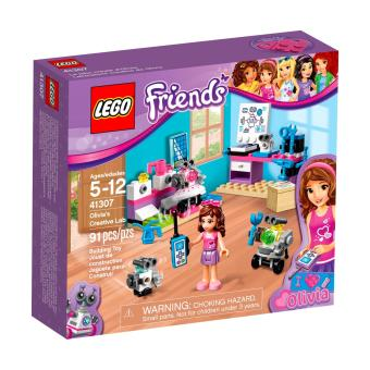 Harga LEGO Friends Olivia's Creative Lab