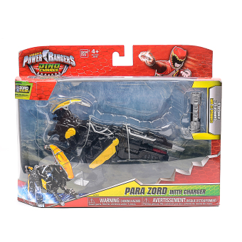 Power Rangers Zara Zord with Charger Price Philippines