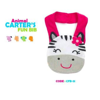 Harga New 2017 Carter Baby Fun Bib - CPB-31