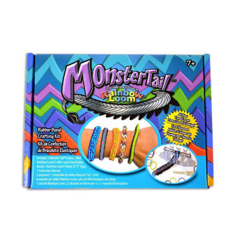 Harga Rainbow Loom Monster Tail