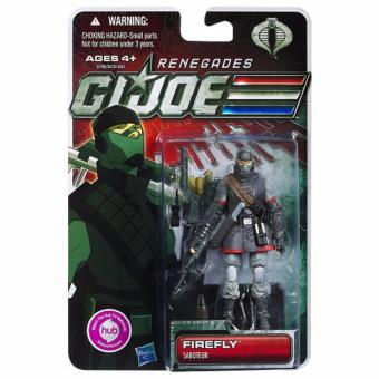 "Hasbro 653569657187 Renegades G.I.Joe ""Firefly"" Saboteur Action Figure ORIGINAL* Price Philippines"