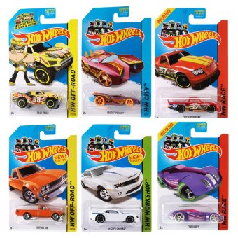Hot Wheels Basic Car (Assorted) Price Philippines
