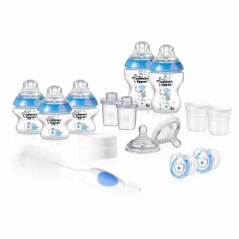 Tommee Tippee Closer to Nature Newborn Starter Set - Blue Apples Price Philippines
