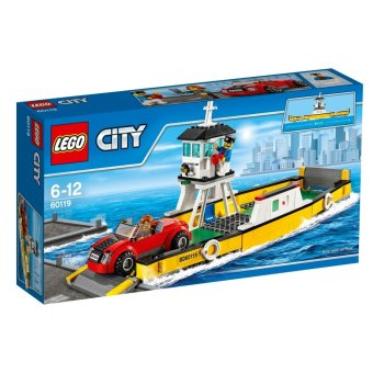 Harga LEGO City Ferry