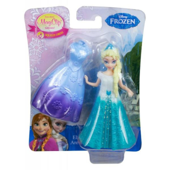 Harga Disney Frozen Small Doll Magic Clip Elsa