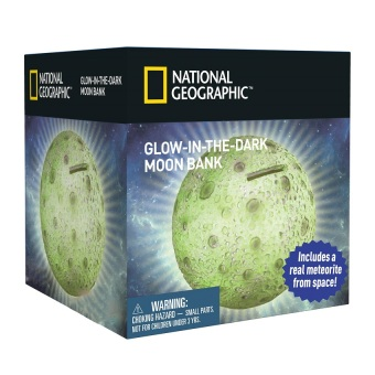 National Geographic Glow In The Dark Moon Bank Toy Price Philippines
