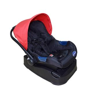 Harga Enfant Baby Car Seat With Base (red)