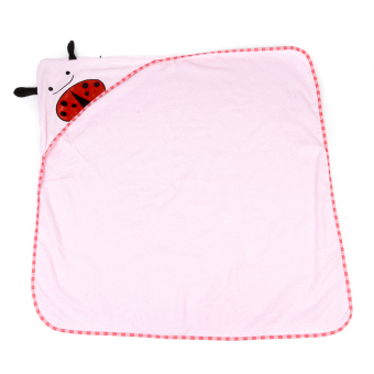 Skip Hop Bath Towel (Pink) Price Philippines